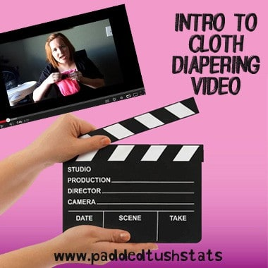 Intro to Cloth Diapering Video