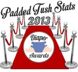 2013 Cloth Diaper Awards