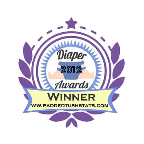 Diaper Award Winner 2012
