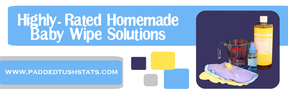 Homemade Baby Wipe Solutions